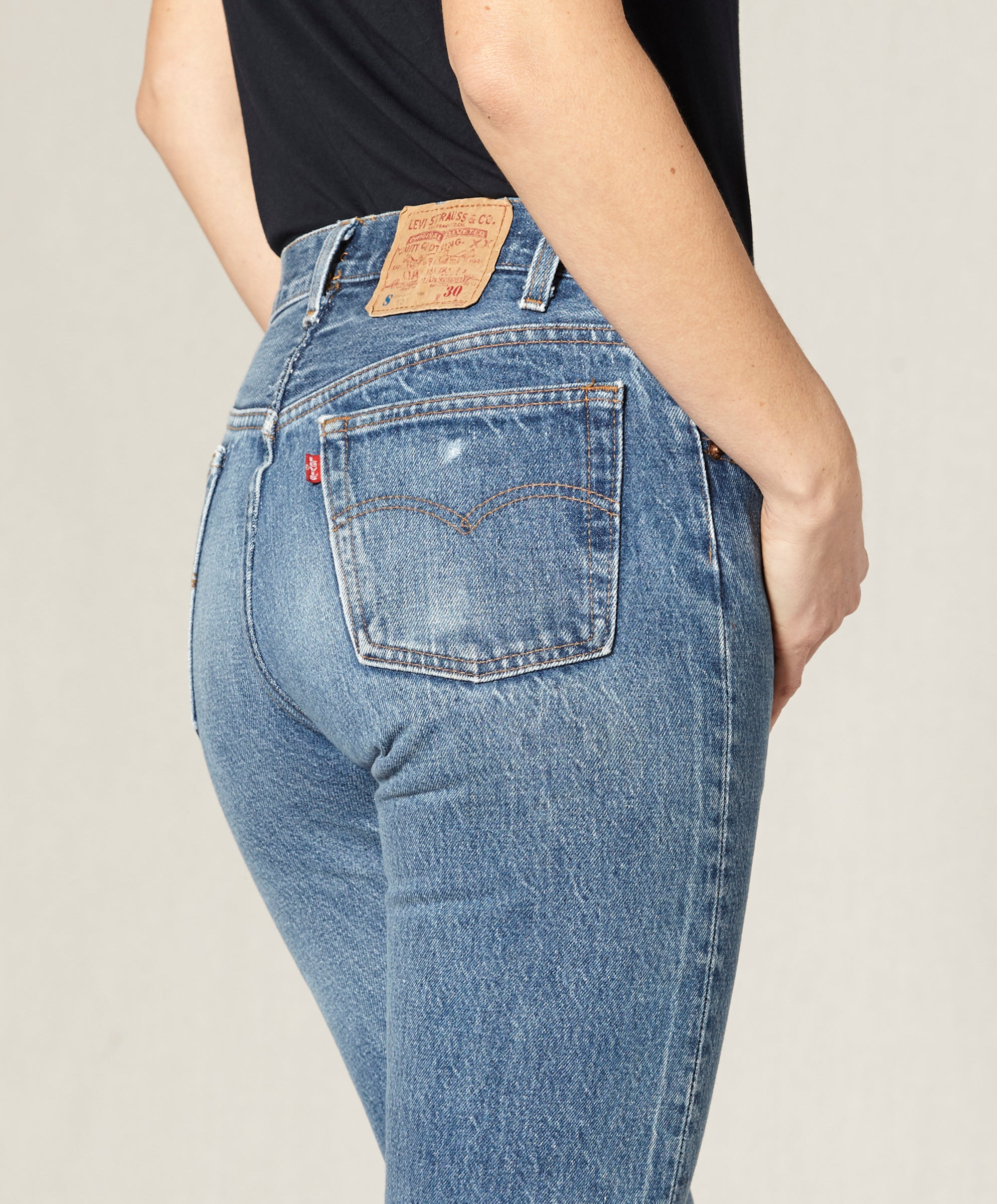22d1a0f546f Levi's® Authorized Vintage 501® Skinny | Womens Denim | Outerknown