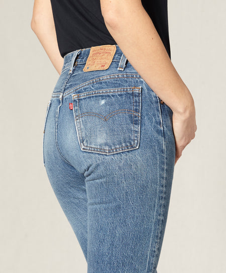 Levi's® Authorized Vintage 501® Skinny