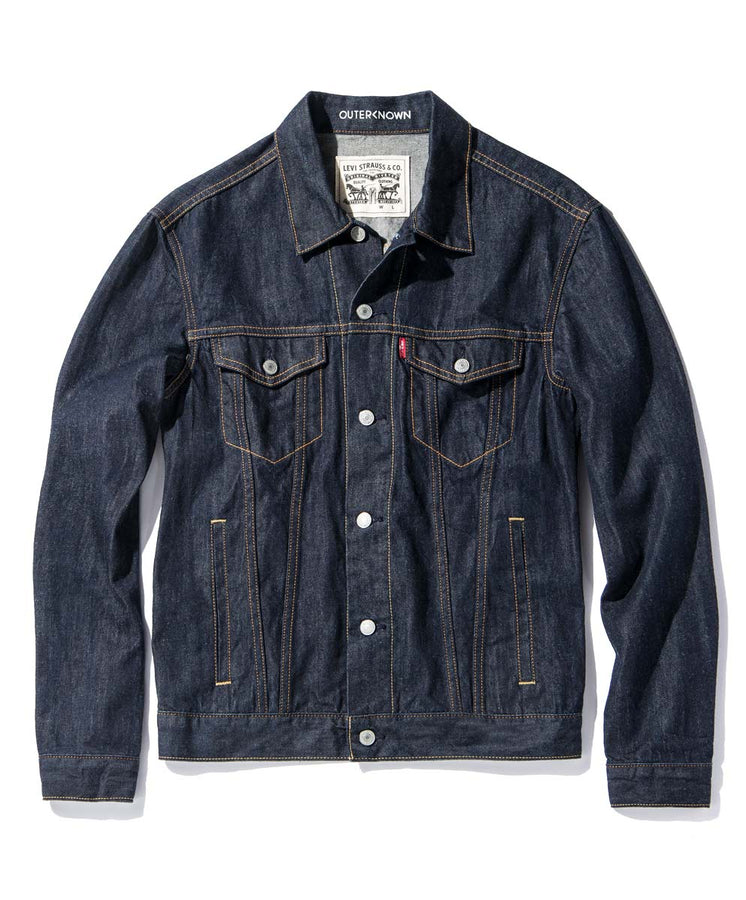 Levi's® Wellthread™ Trucker - Final Sale