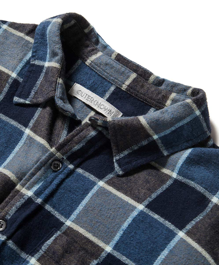 Plano Plaid Shirt