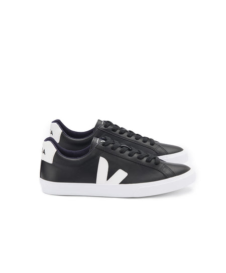Men's Veja Esplar Leather Shoe - Final Sale
