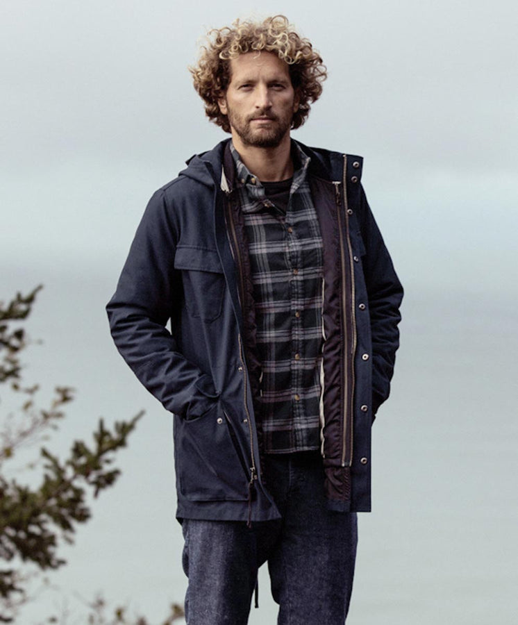 Northern 3-in-1 Coat model1