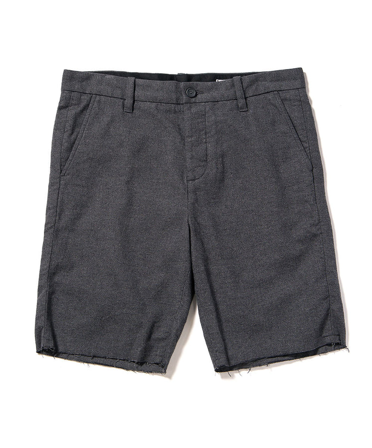 bainbridge short gray flat