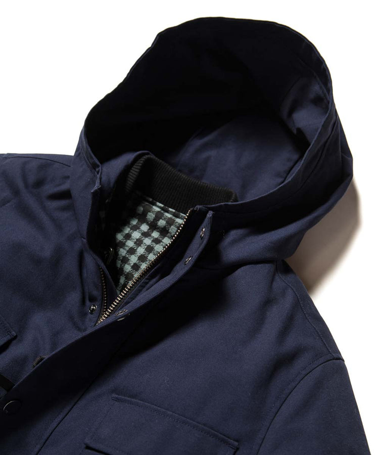 Northern 3-in-1 Coat detail 1