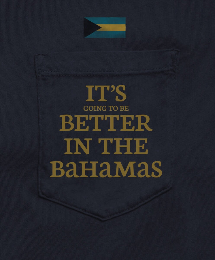 Men's Bahamas Relief Tee