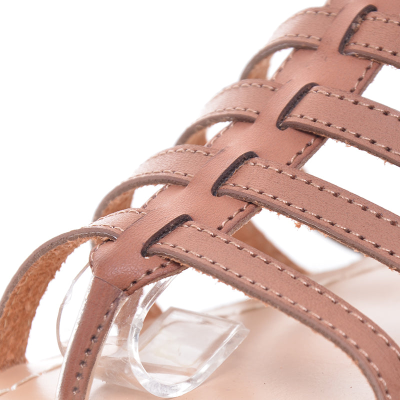 99d59df0a ... GLADIATOR ENGLAND STYLE WOMEN S ROMAN SANDALS WITH BUCKLES ...
