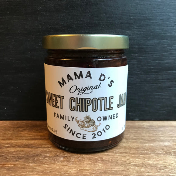 Sweet Chipotle Jam