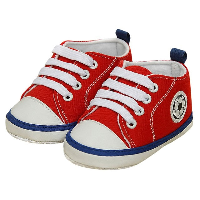 Unisex Pre-walker Shoes for Baby Boy