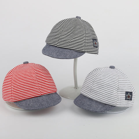 Summer Cotton Hats For Boys