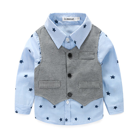 Smart & Trendy 3Piece Set for Baby Boy