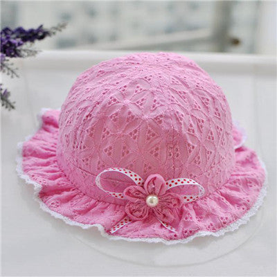 Summer Cute Princess Hat