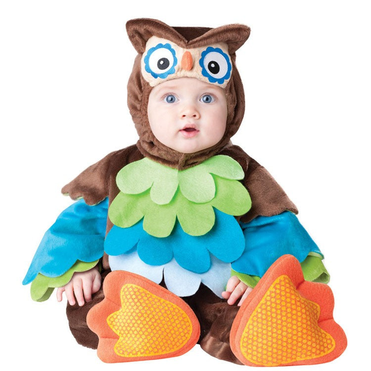 Owl Carnival Costume for Baby