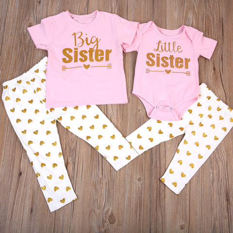 2 Piece Sister Love Set