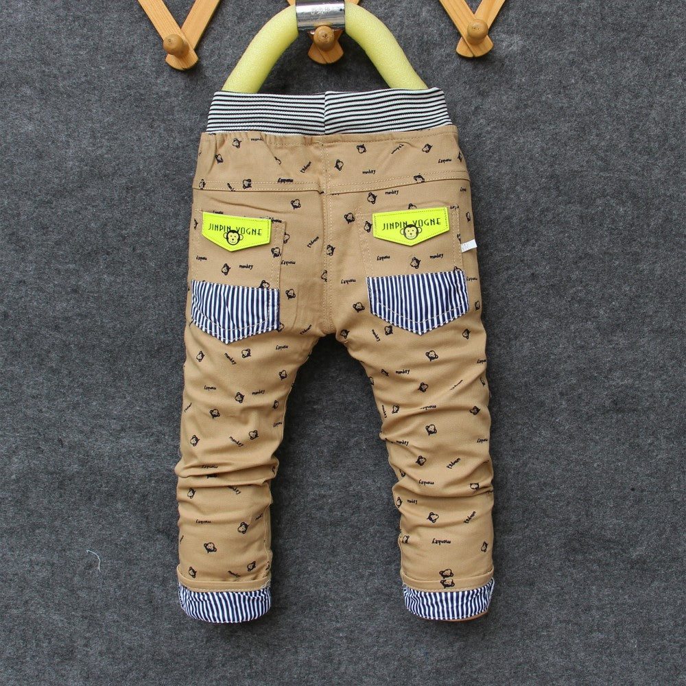 Fashion Trousers for Boys