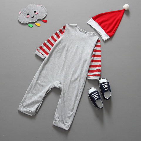 2 Piece Christmas Baby Jumpsuit