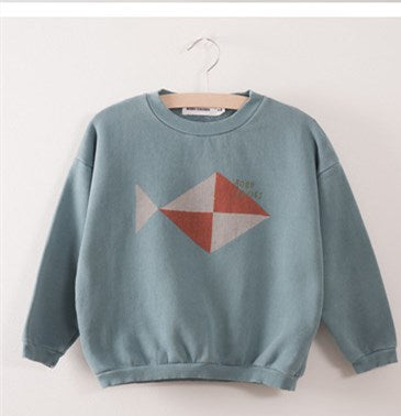Unisex Vintage Sweaters for Boy or Girls
