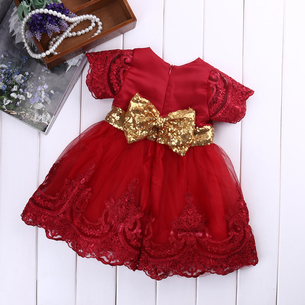 Beautiful Lace Dress for Girl
