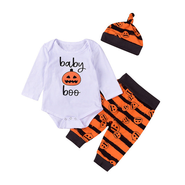 Halloween Outfit Set for Babies