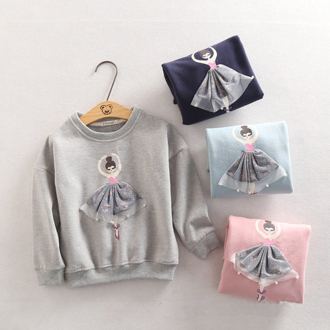 Ballet Warm Sweater for Toddler/Girl