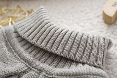 Winter Knitted Sweater for Kids