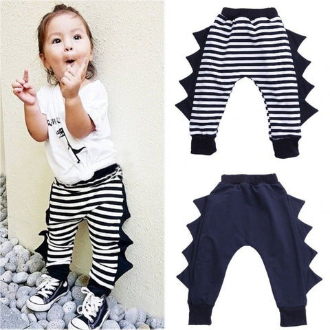 Striped Harem Pants for Boy or Girl