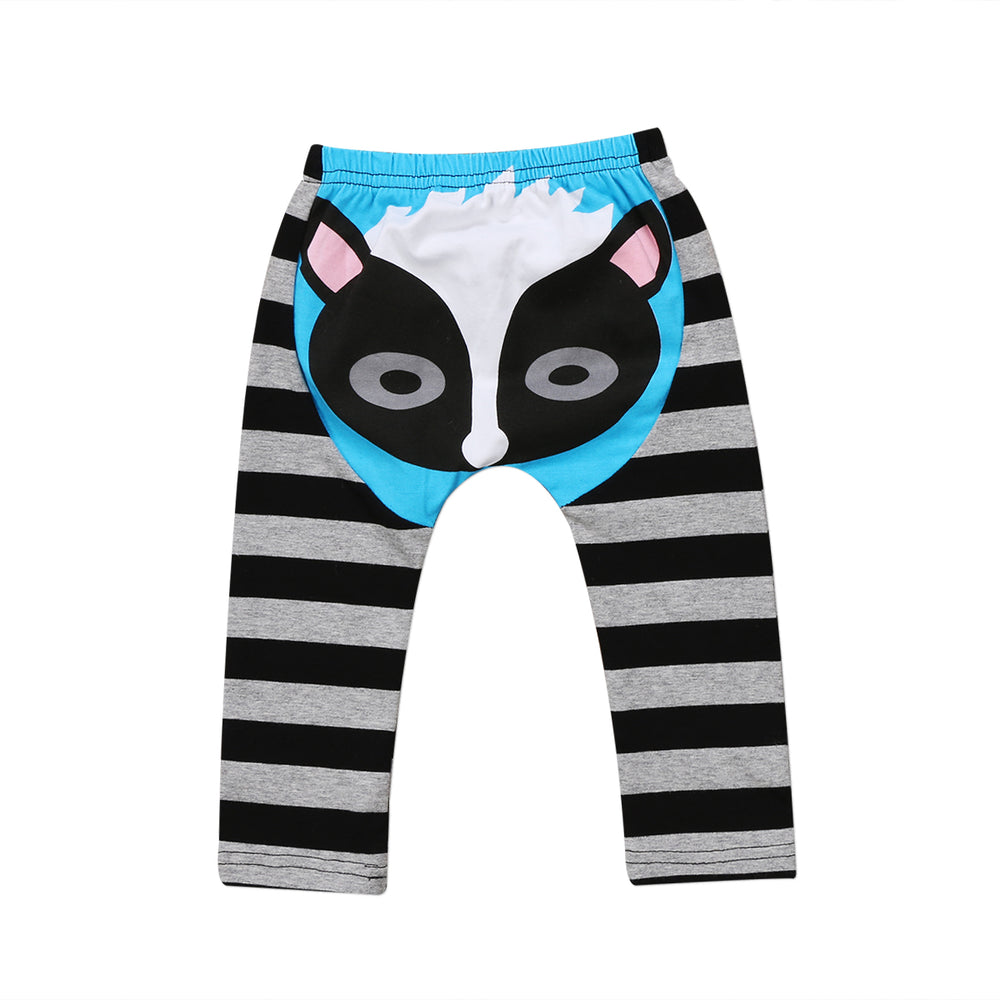 Baby Boy or Girl Cute Animal Pants