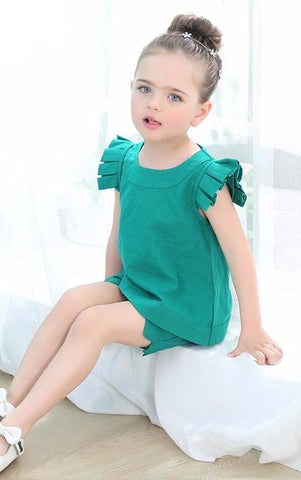 Classy Summer Clothing Set for Girl