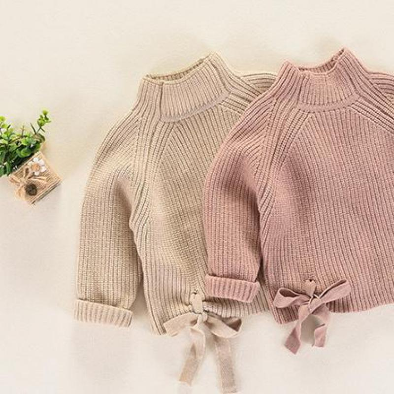 Thick Winter Sweater for Girl