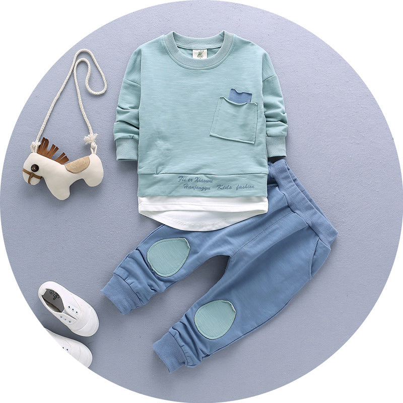 Cool & Casual Outfit Set for Boy or Girl