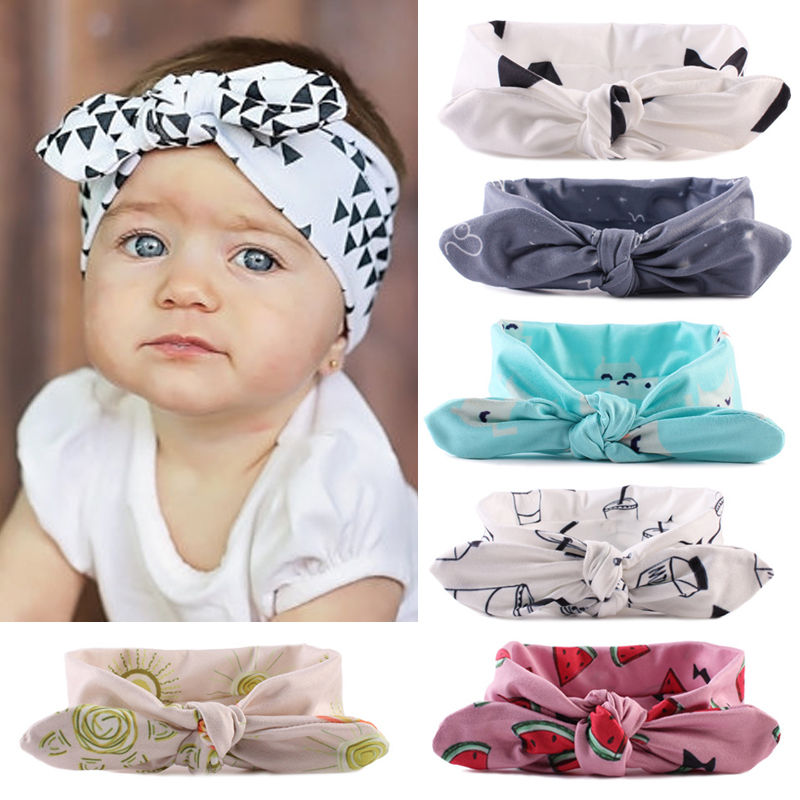 Cute Hairband with Bow-knot