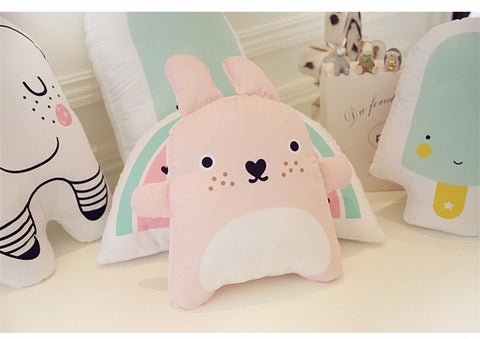 Baby Catoon Pillow for Kids Room