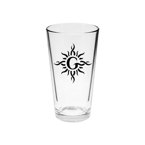 G-Sun Pint Glass