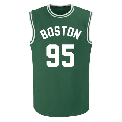 Boston 95 Basketball Jersey