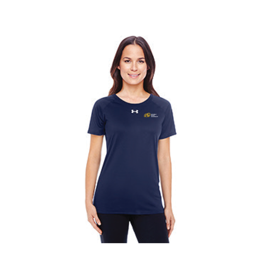 Women's Under Armour Ladies' Locker T-Shirt