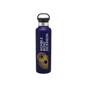 H2Go® Powder Coated Thermal Bottle