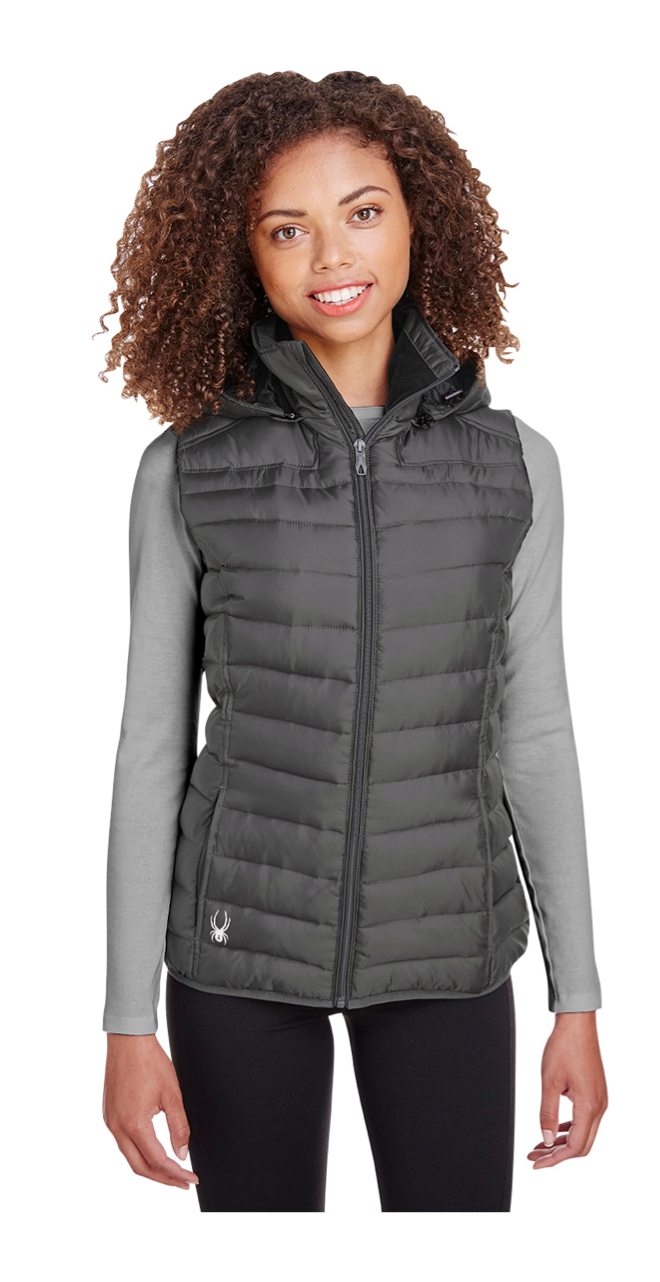 Spyder Ladies' Supreme Puffer Vest