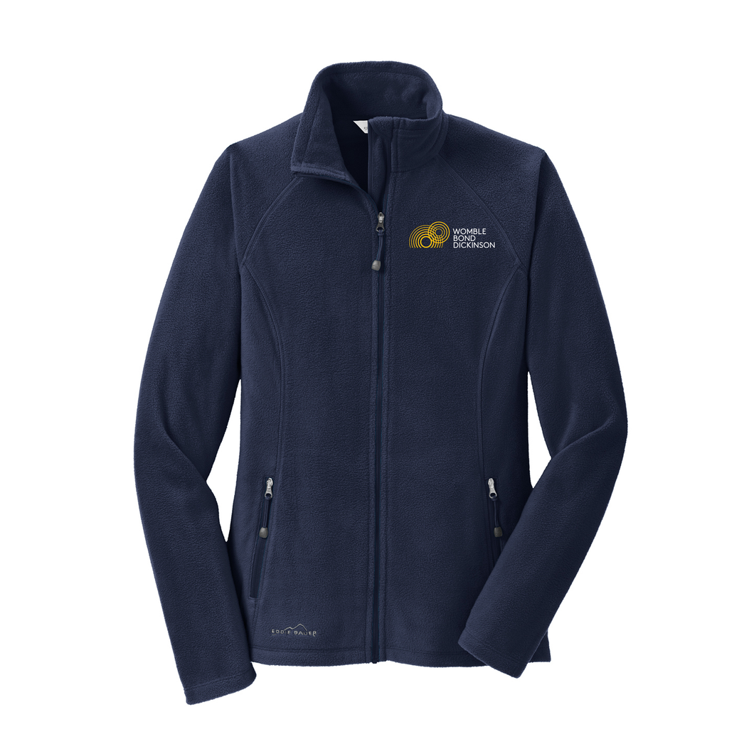 Eddie Bauer® Women's Full-Zip Microfleece Jacket