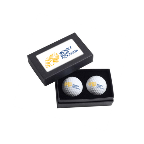 Titleist® 2-Ball Business Card Box - Pro V1®