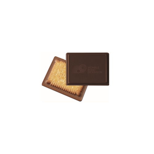 Rectangle Chocolate Cookies
