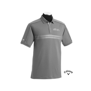 Callaway® Men's Embossed Athletic Polo
