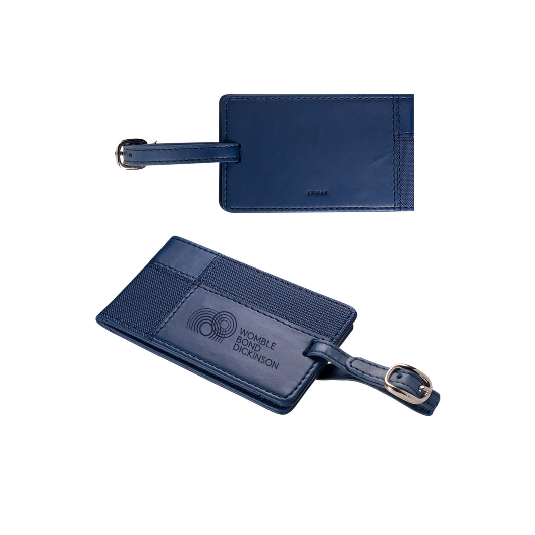 Premium Luggage Tag