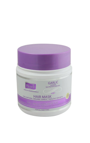 Garlic Power Hair Mask