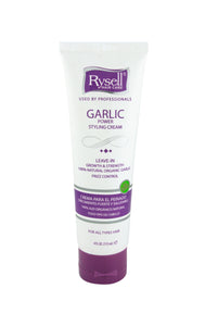 Garlic Power Styling Cream