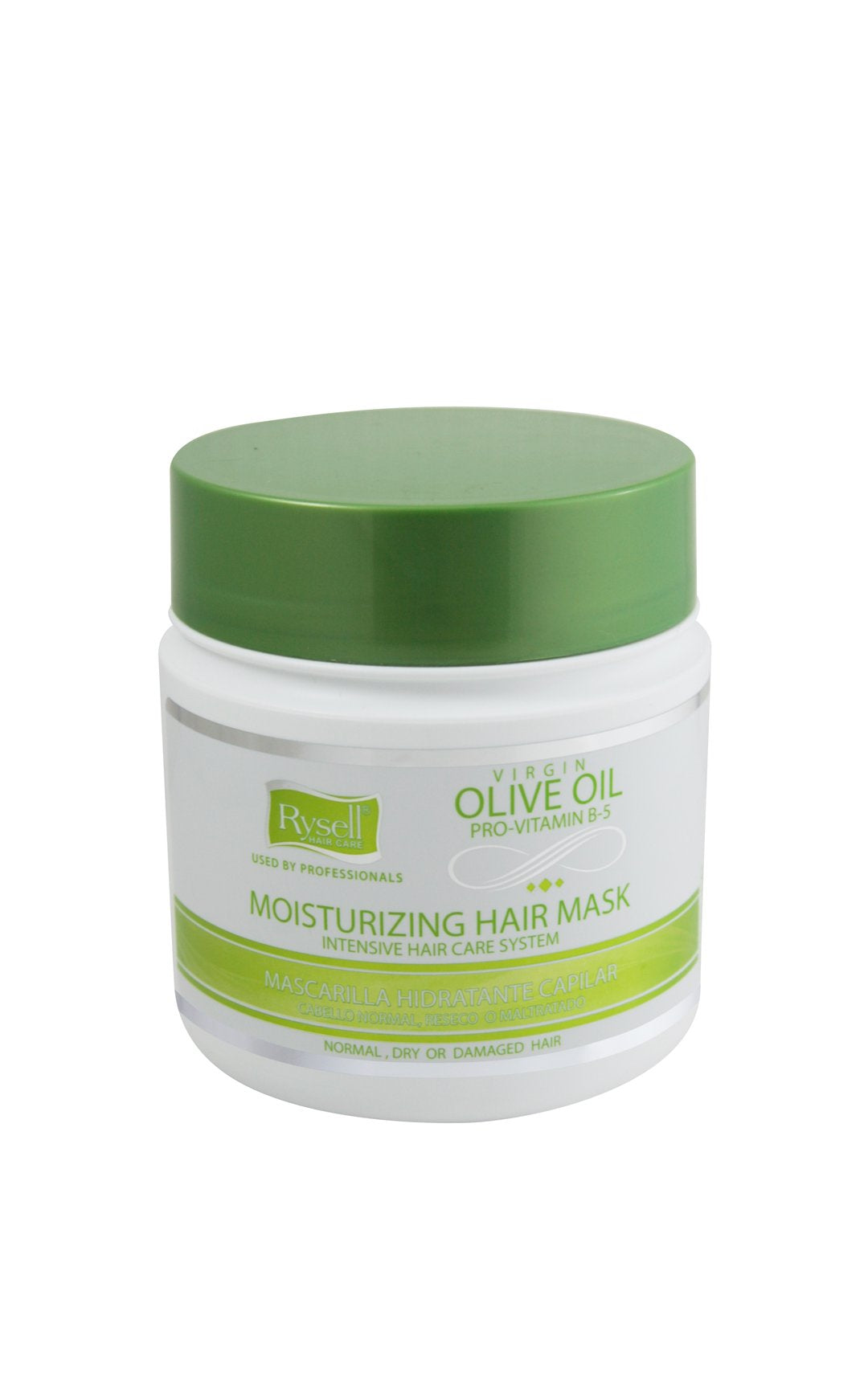 Virgin Olive Oil Hair Mask