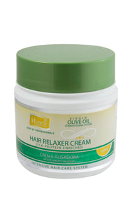 Olive Oil Hair Relaxer - Super