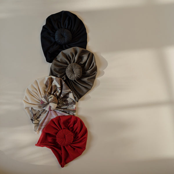 Meet Your Bundle- Holiday Collection Turban Set