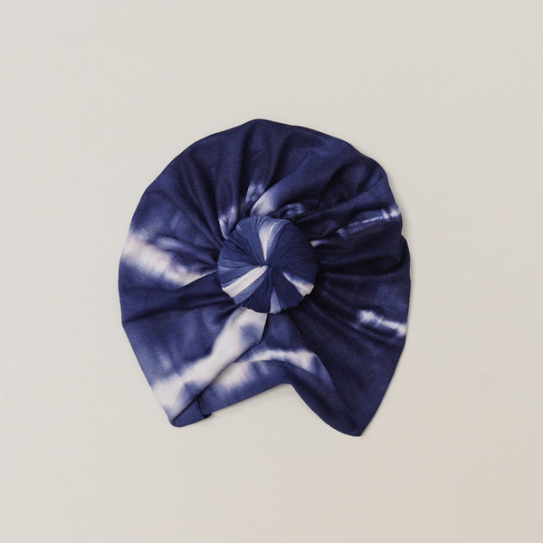Electric Blue Tie Dye