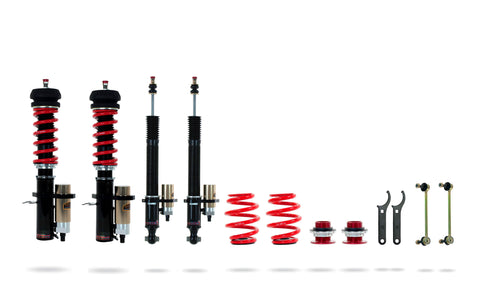 eXtreme XA Remote Canister Coilover Kit - Pontiac GTO 2004-2006