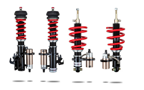 eXtreme XA Remote Canister Coilover Kit - Pontiac G8 2008-2009
