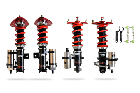 eXtreme XA Remote Canister Coilover Kit - Subaru BRZ 2012-Present
